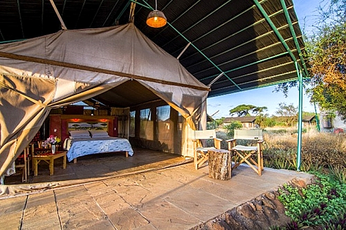 3 Days 2 Nights at Sentrim Amboseli