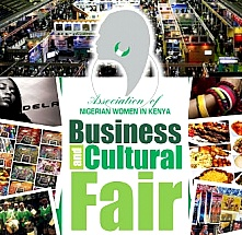 ANWIK Business and Cultural Fair 2015