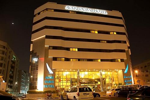 5 nights at Avari,Dubai