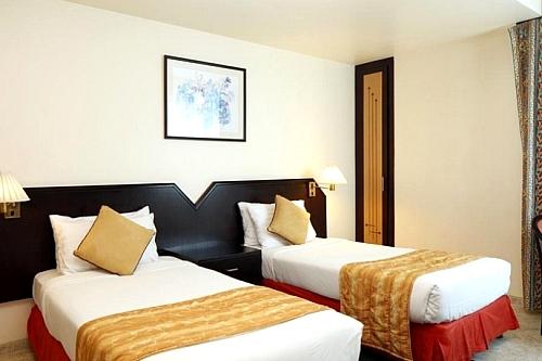 Weekend Getaway to Avari Deira Hotel