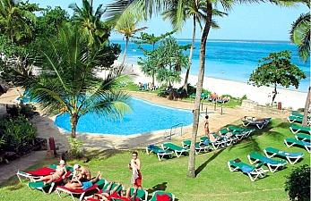 Beach Holiday at Baobab Beach Resort and Spa
