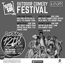 BYSS Outdoor Comedy Festival
