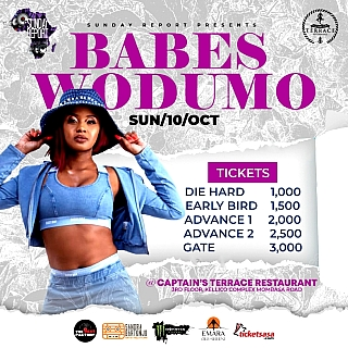 Sunday Report Presents: Babes Wodumo