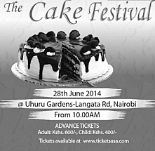 The Cake Festival 2014