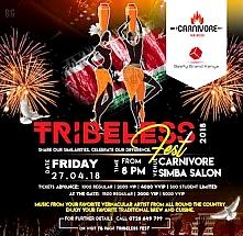TRIBELESS FESTIVAL NIGHT