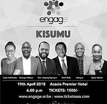 Engage Kisumu April 2018