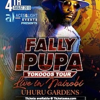 Fally Ipupa Live in Nairobi: Tokooos Tour