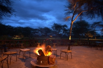 Naivasha Getaway to Sawela Lodge