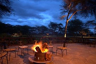 Naivasha Getaway to Sawela Lodge