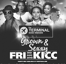 Day 1: The Terminal Music Weekend
