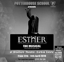 Esther - The Musical 2019