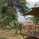 Ashnil Samburu Balcony