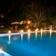 Lake Naivasha Pool by night