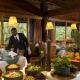 Serena Mountain restaurant
