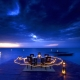 Rusinga Island Lodge Candle-lit dinner