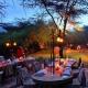 Sarova Mara Outdoor restaurant