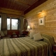 Serena Mountain Double Bed