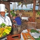 The Reef Tanga restaurant