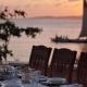 The Majlis outdoor restaurant