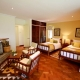 Aberdare Country Club Twin Room