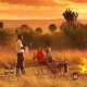Mbweha Camp Sun Downer