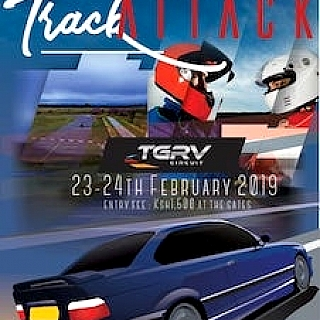 TGRV Track Attack: February 2019