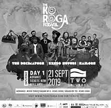 DAY 1: The 27th Edition of The Koroga Festival