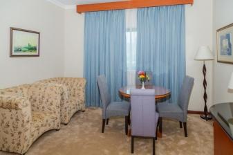 6 days at Al Jawhara Gardens Hotel ★★★★