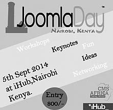JoomlaDay Kenya 2014