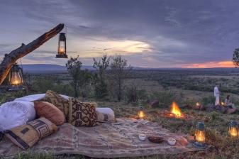 2 Nights Bush Getaway to Kicheche Mara Camp