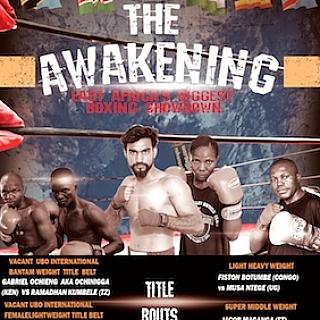 The Awakening Boxing Tournament