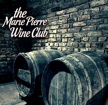The Marie Pierre Wine Club - September 2015