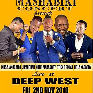 Mashabiki Concert