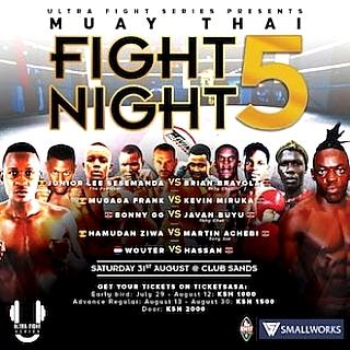 Muay Thai Fight Night 5