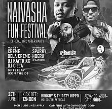 Naivasha Fun Festival Day 1