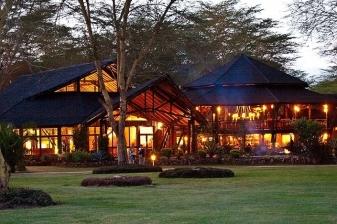 Luxury Safari to Ol Tukai Lodge