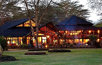 Luxury Safari to Ol Tukai Lodge