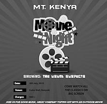 Mt Kenya Movie Night