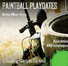 Paintball Playdates