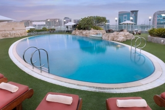 Relaxing Stay at Jood Palace Dubai: 4 Nights ★★★★★