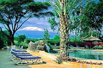 Luxury Safari to Amboseli Sopa