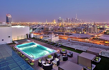 5 Days 4 Nights at Melia Dubai Hotel