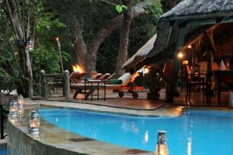 Safari Escape to Selous Serena Camp