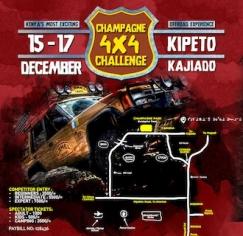 Champagne 4x4 Challenge