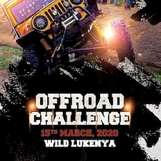 Offroad Challenge Kenya at Wild Lukenya
