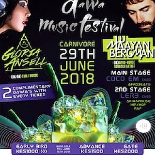 Dawa Music Festival 2018
