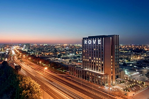 Dubai stay at Rove Trade Centre★★★