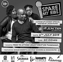 Spare My Ribs July 2019