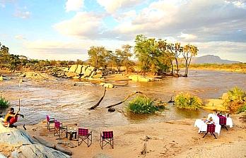 3 Days 2 Nights Safari to Sarova Shaba Lodge