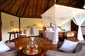 Luxury Safari to Saruni Mara
